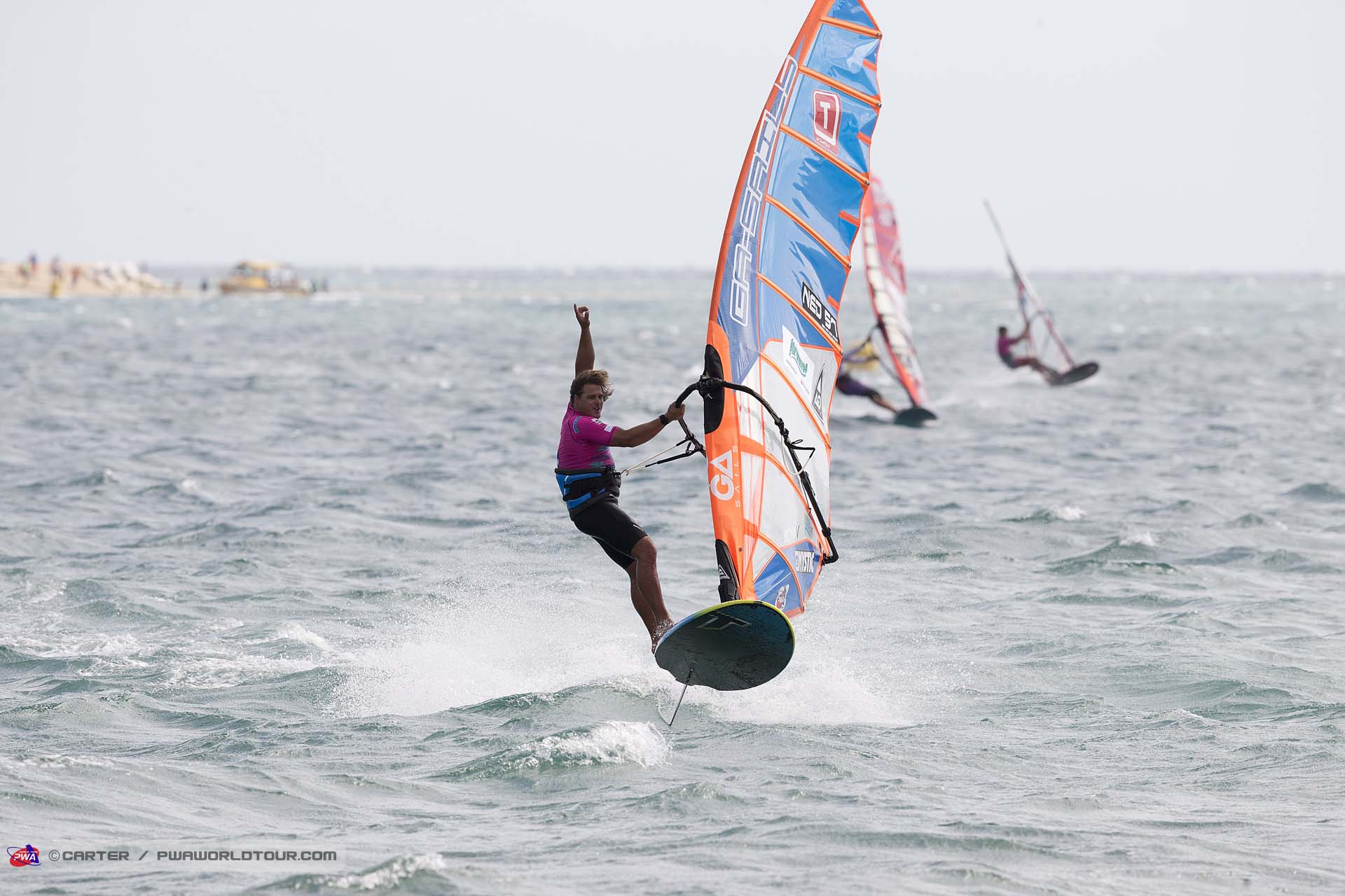 Airwaves Noumea Dream Cup PWA
