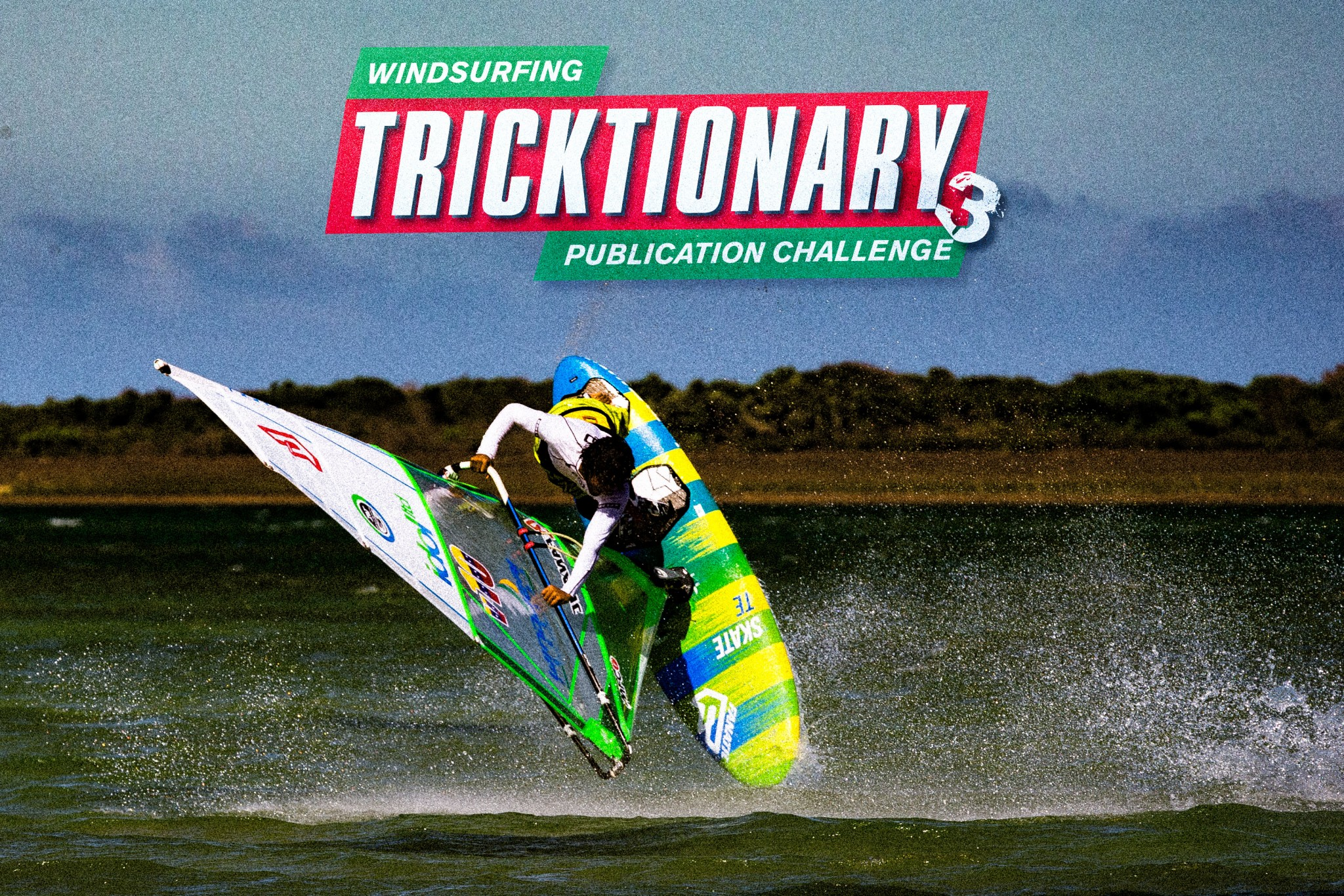 Tricktionary 3 publication challenge